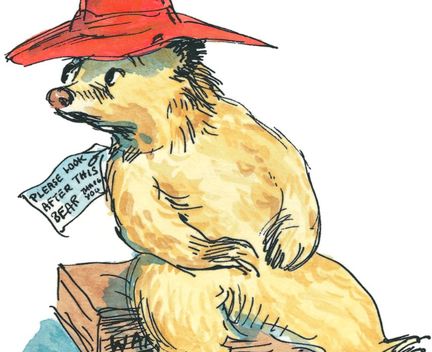 Paddington Bear: Liberalism and the Foreign Subject