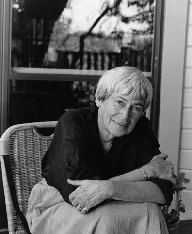 On the other wind: remembering Ursula Le Guin (1929-2018)
