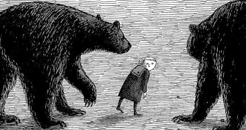 The Delightfully Macabre Picturebooks of Edward Gorey