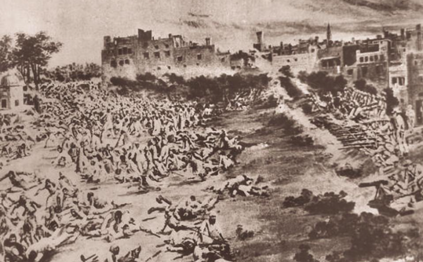 Remembering Jallianwala Bagh: Bali Rai's City of Ghosts