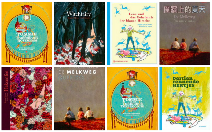 Where could children's literature research take you?