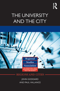 University and the City book cover