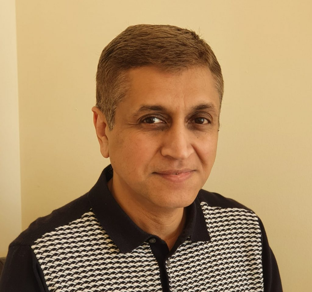 Dr Anjam Khan