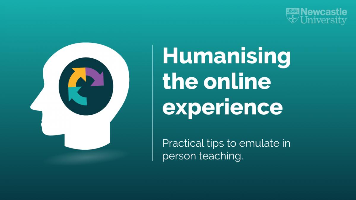 FMS TEL Webinar – Humanising the Online Experience