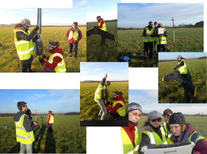 Newcastle UAV crew