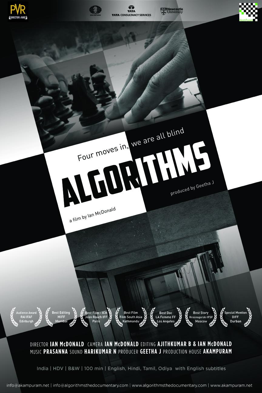 10 Algorithm Poster India
