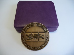 Doctoral Bling!