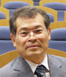 Prof Shige Maruyama, ELSI, Tokyo, Japan