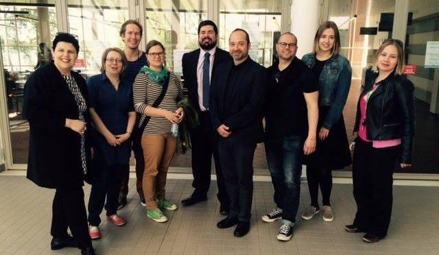 Erasmus+ Staff Mobility to the University of Vaasa, Finland