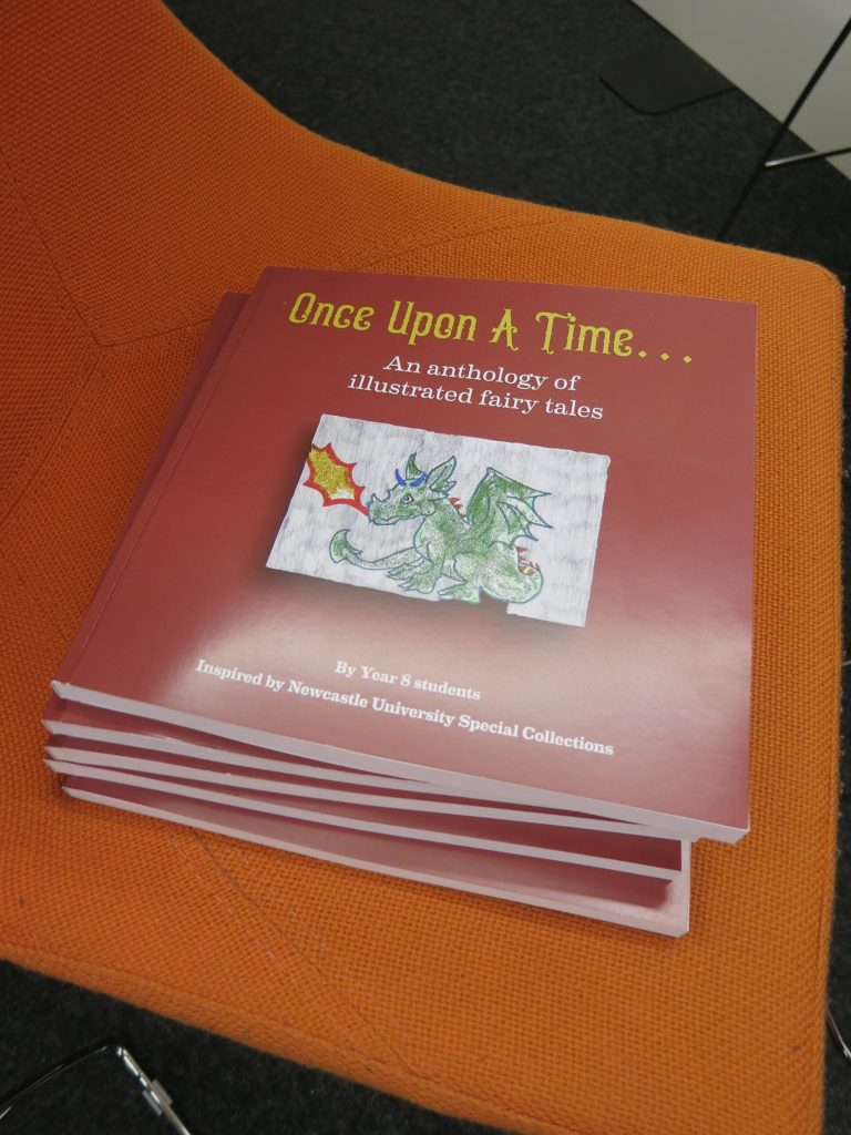 Once Upon a Time: Fairy Tales Project