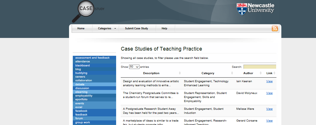 case studies for teaching reading