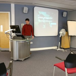 Photo of Ross Parker from Durham University