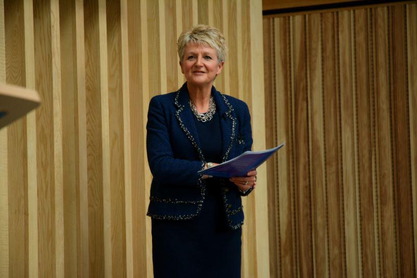 Professor Suzanne Cholerton