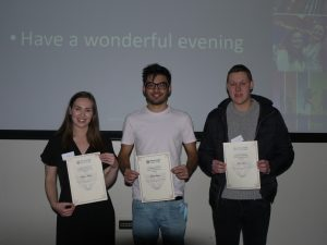 Mentors with certificates