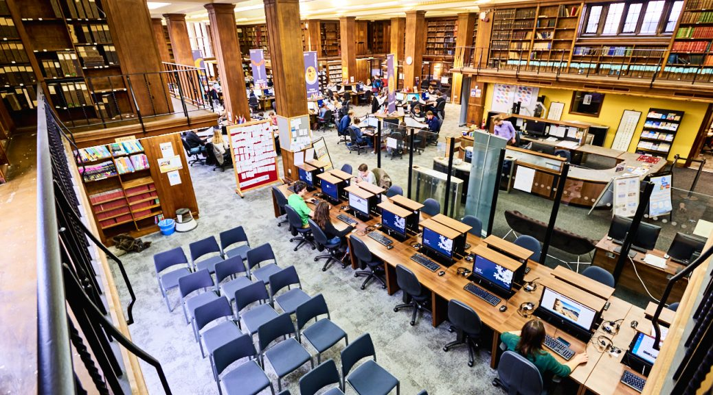 Inside the Language Resource Centre