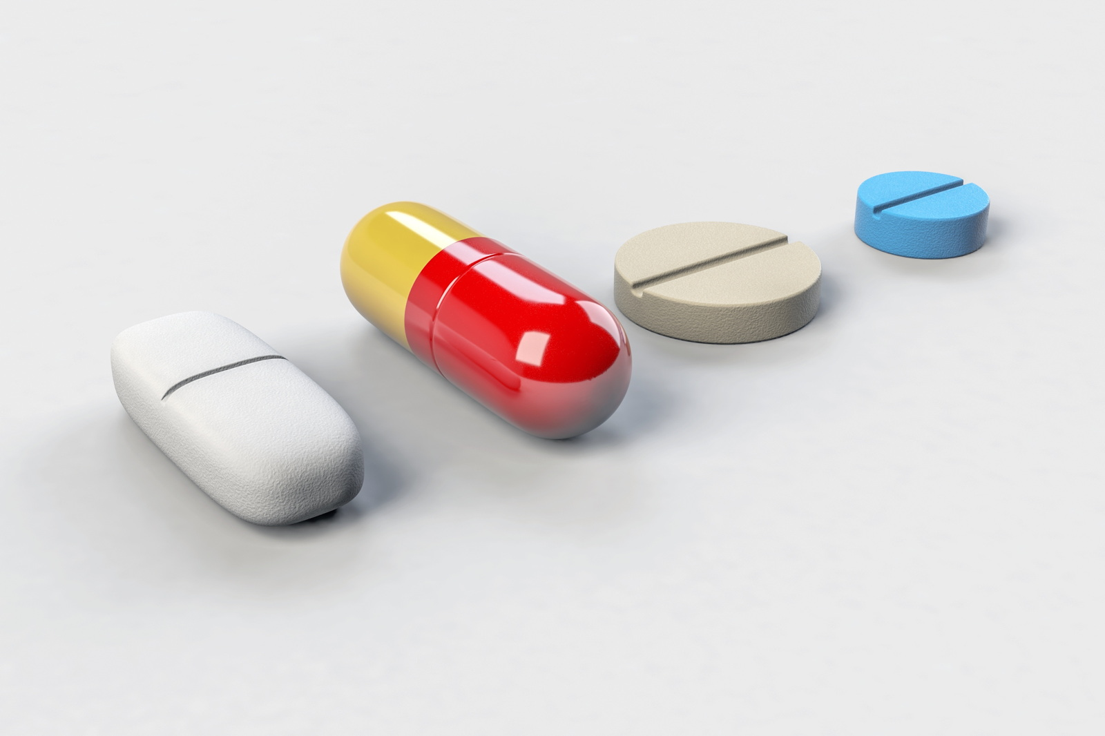 Picture of opioid drugs