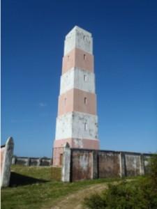 The lighthouse at Makunduchi