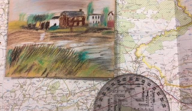 'Line of Sight': Art Sessions at Forward Assist