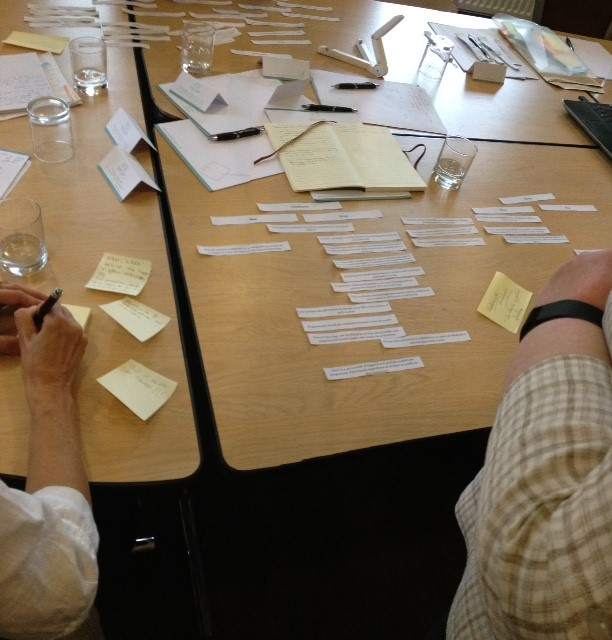 Outcomes from the BELMAS 2016 workshop