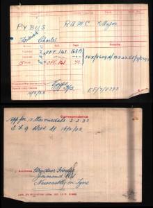 WW1 MRC