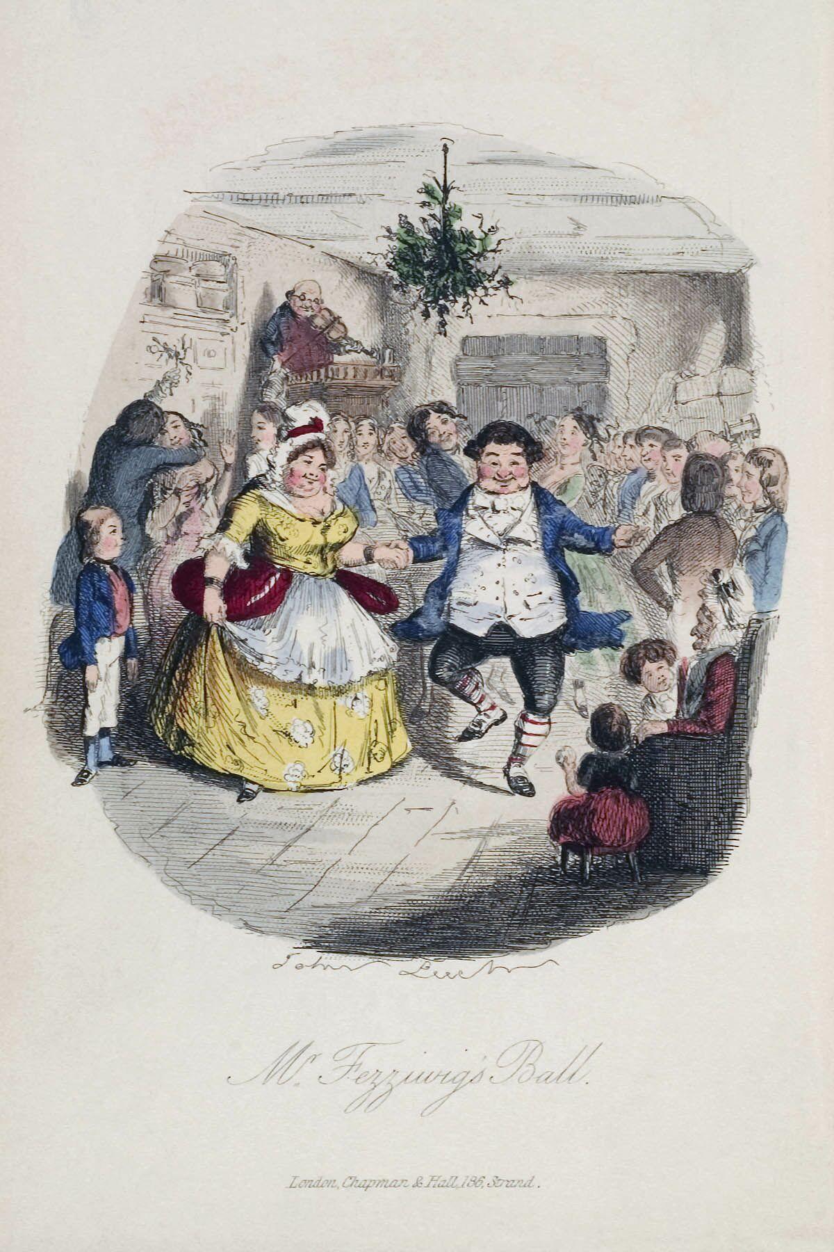 Fezziwig- 19th century
