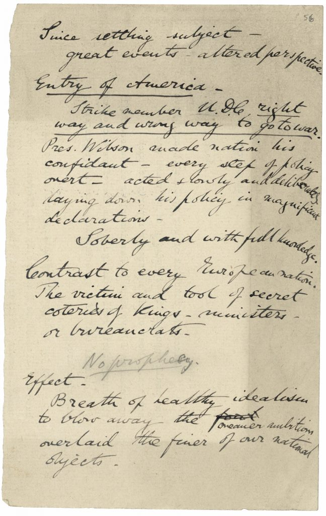 Extract taken from a letter in the Charles Philips Trevelyan Archive, CPT 46/56