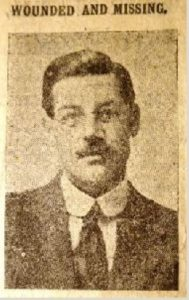 William Wylie - Image from the Shields Gazette, 1st July 1915