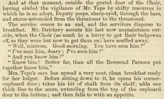 Extract from The Mystery of Edwin Drood