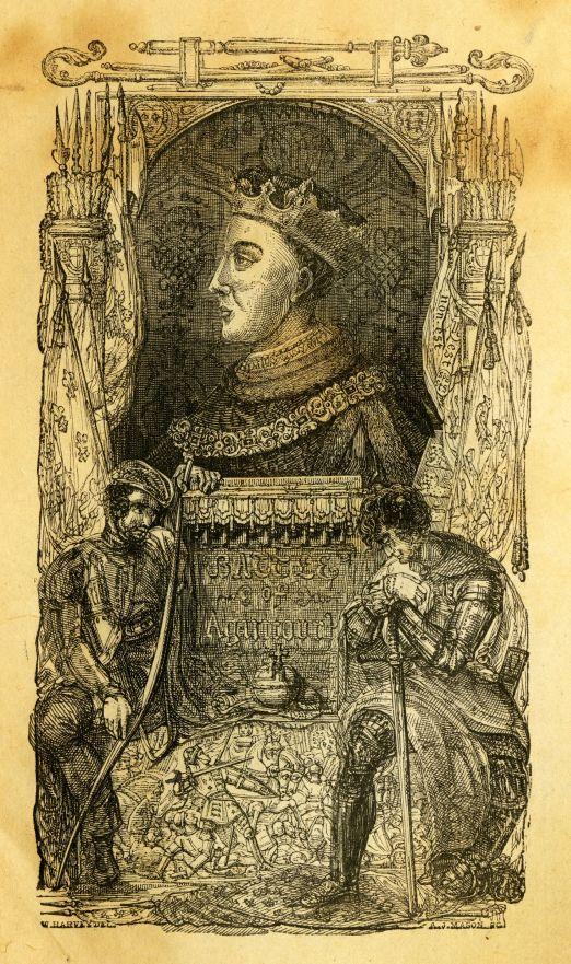Illustration of Henry V