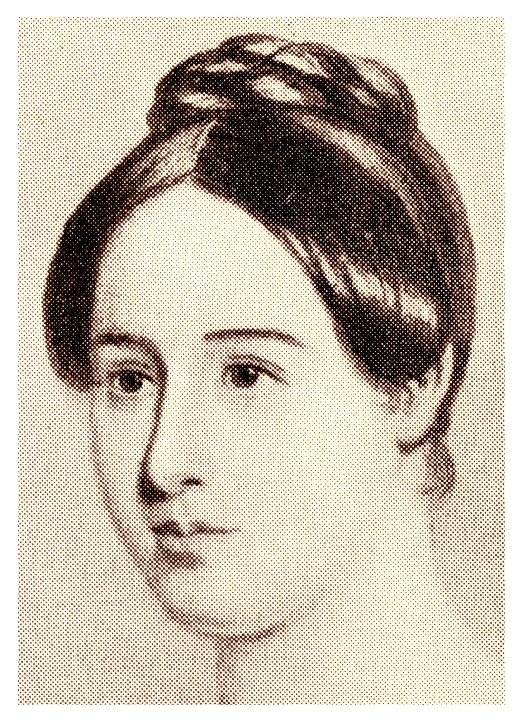 Illustration of Grace Darling