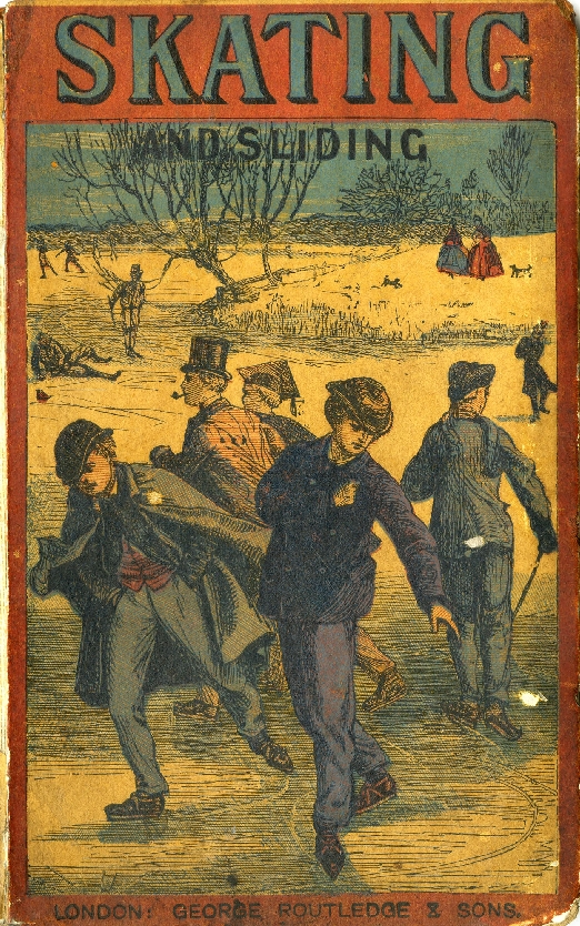 Front cover of Skating and Sliding