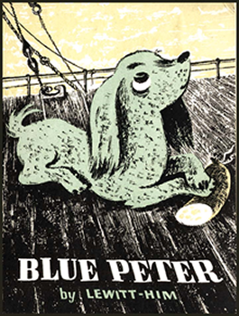 Front cover of Blue Peter.