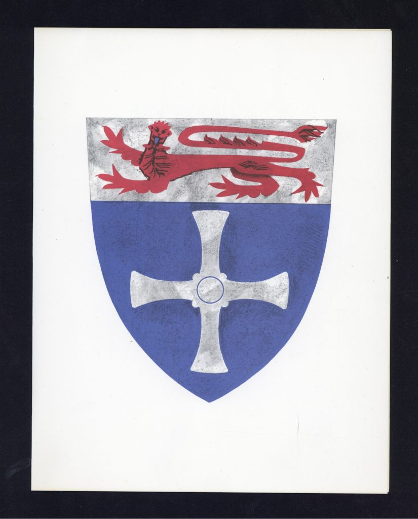 Newcastle University Shield of Arms