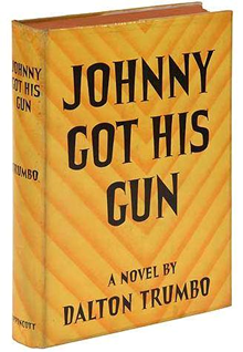 Front cover of Johnny Got His Gun by Dalton Trumbo.