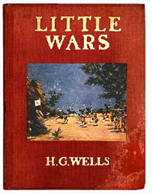 Front cover of Little Wars.