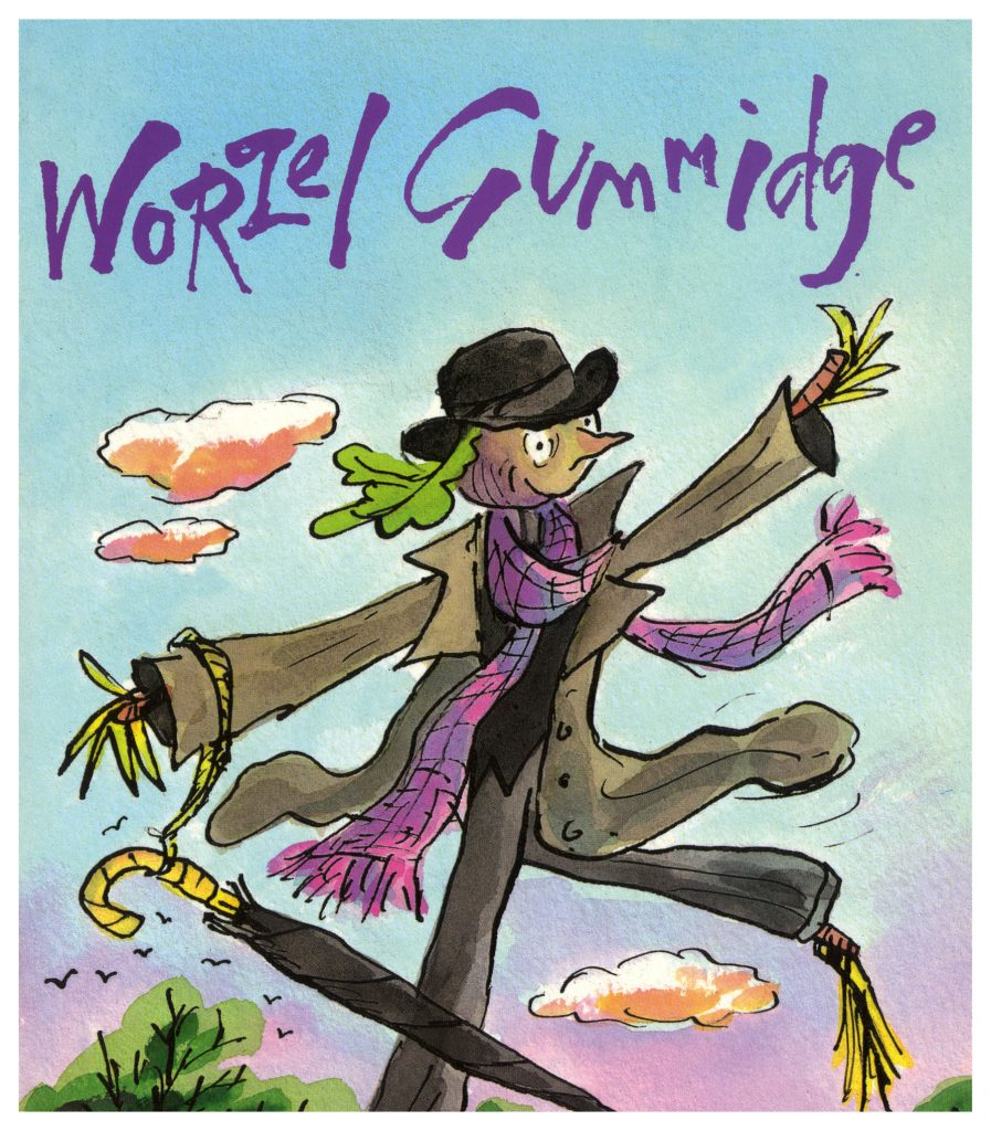Title page of Worzel Gummidge by Barbara Euphan Todd
