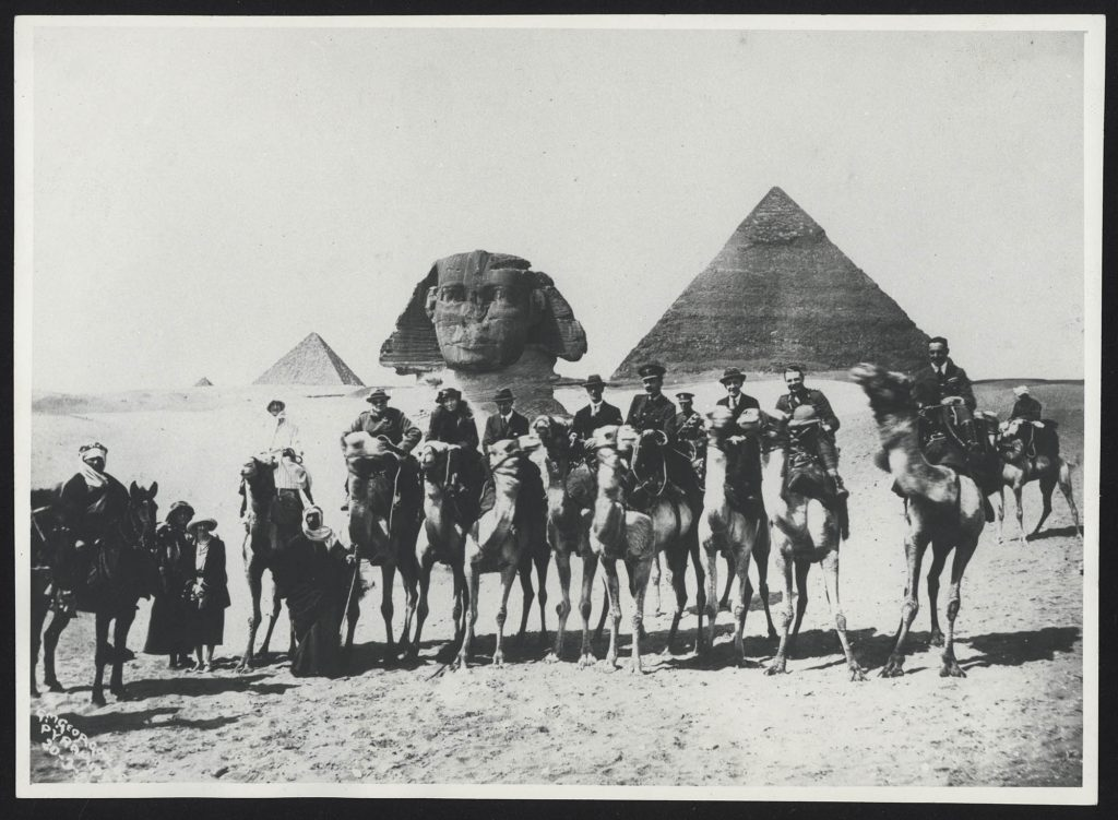 Gertrude Bell and the 1921 Cairo Conference