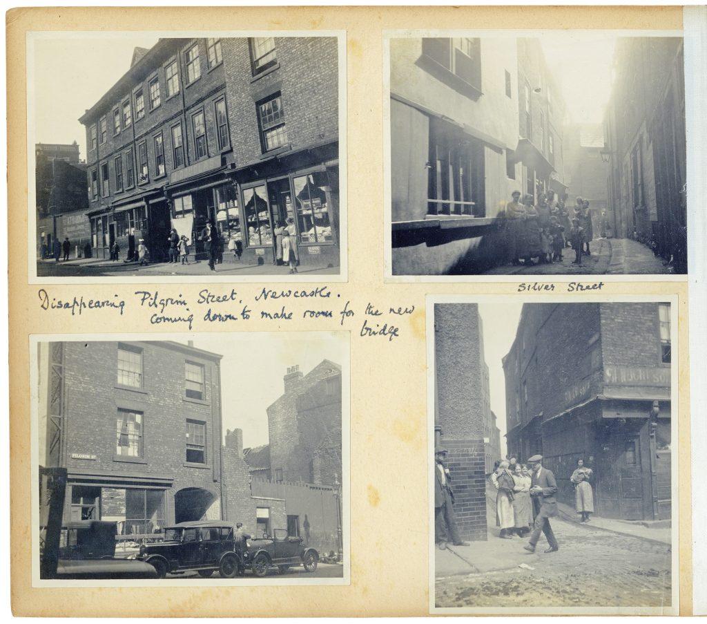 Pilgrim Street, Roads and Robert Burns Dick