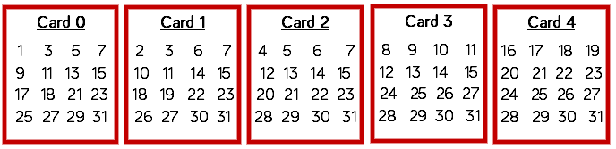 binarycards