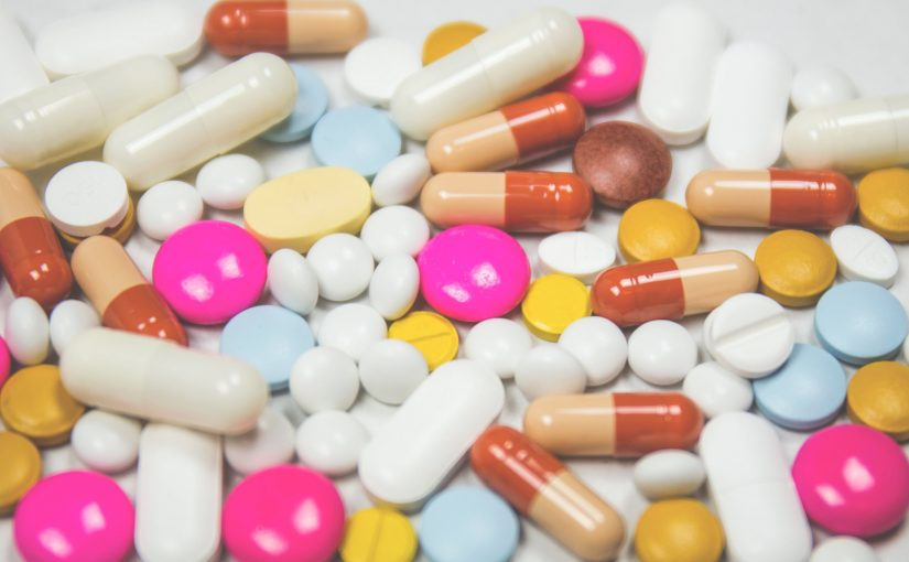 Pharmaceutical Substances on trial until 31st May 2019