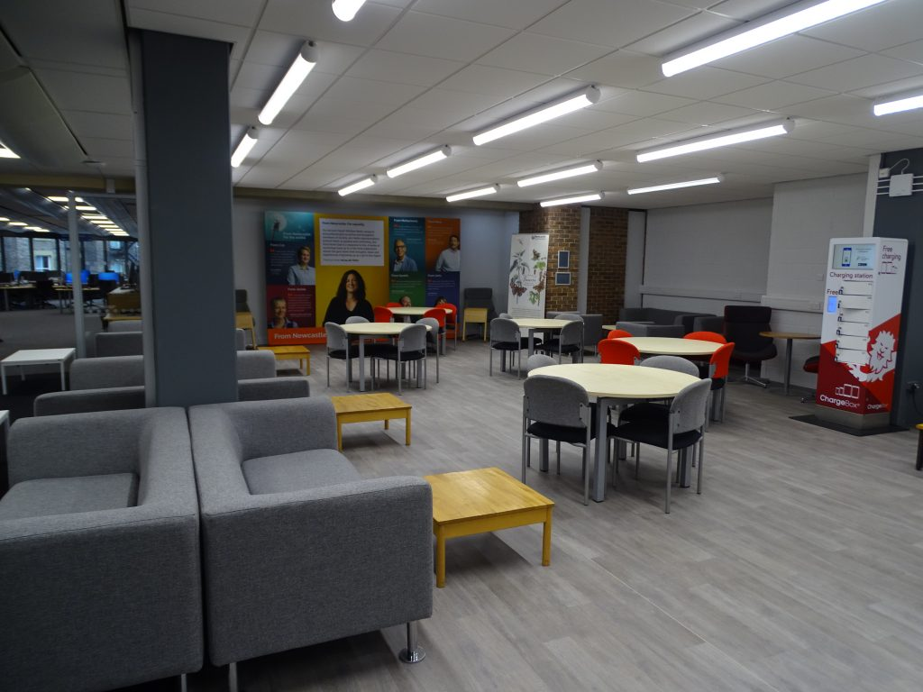 Image of social space
