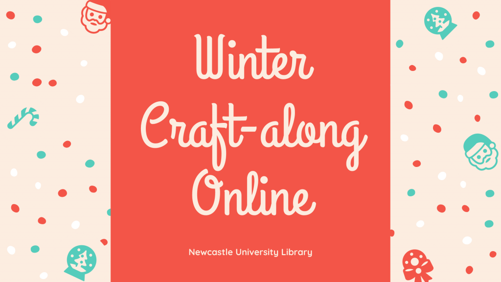 Winter Craft-along Online banner