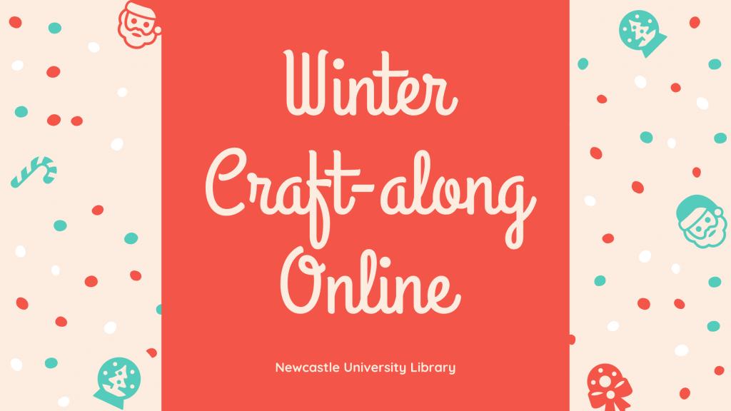 Winter Craft-along Online: Part 1