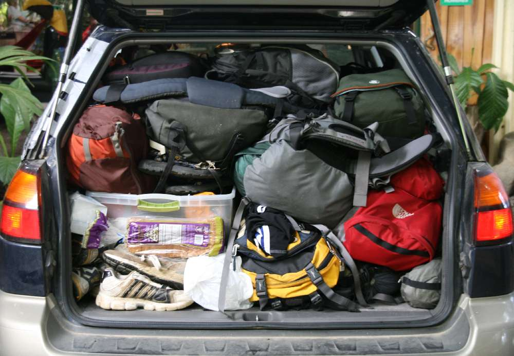 Does how much luggage you put in an electric car affect its performance?