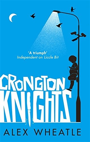 Crongton Knights by Alex Wheatle. Image: Atom.
