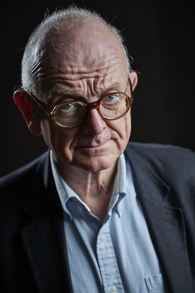 Henry Marsh, who will be this year's Fickling Lecture speaker. Image: Paulo Castanheira Lua de Papel